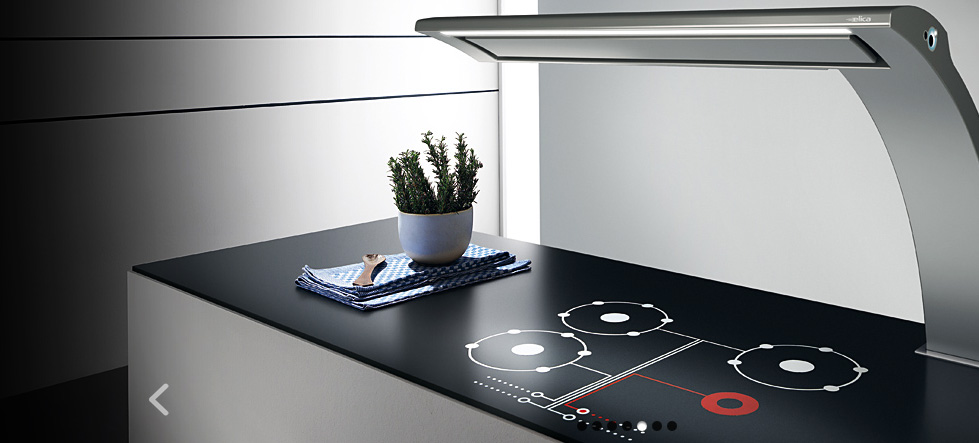 Elica the kitchen hood manufacturer reports growth for Italian kitchen hood