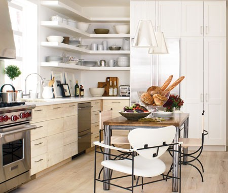 11 new kitchen design trends from house and home magazine for New trends in kitchen design