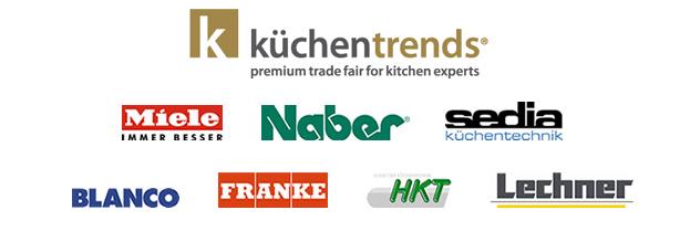küchentrends – premium trade fair for kitchen experts