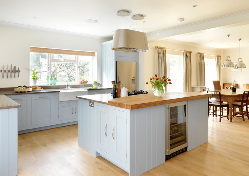 Harvey Jones Kitchens - Painted Shaker