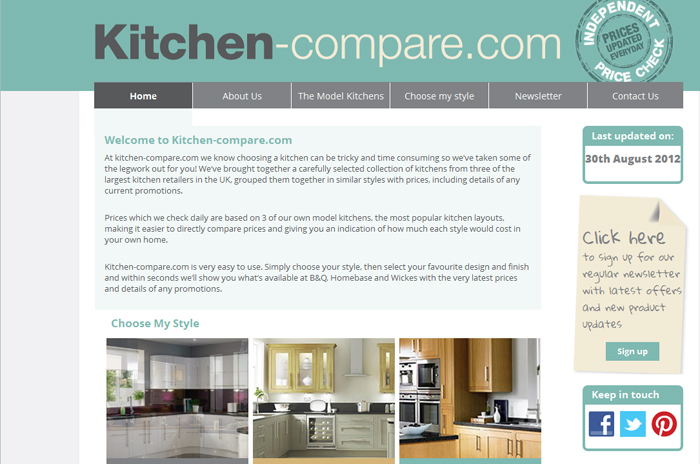 Kitchen Comparison Site Launches Kitchens Kitchens Kbb Newskitchens Kitchens Kbb News
