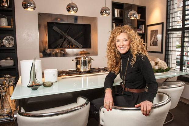 Kelly Hoppen MBE Talks Kitchen Design And Smallbone