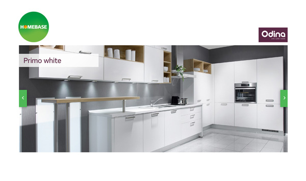Homebase Odina Kitchens Reviews on consumer review sites
