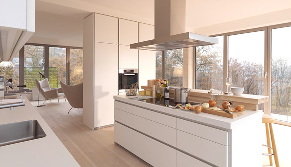 Bulthaup kitchens open more showrooms kitchens kitchens for Bulthaup kitchen cabinets