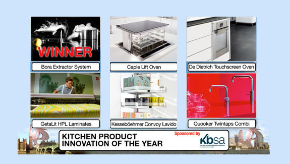 Kitchen Product Innovation of the Year_