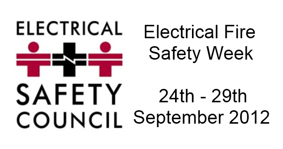Electrical-Safety-Council - Electrical Fire Safety Week