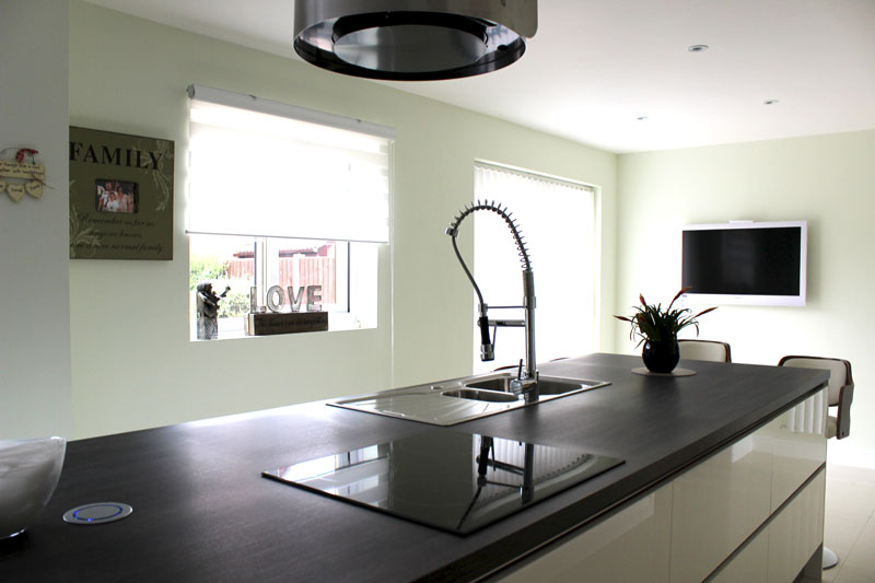 Real Kitchen Case Study in Lancashire by Lieben Der Kuche - Kitchens ...