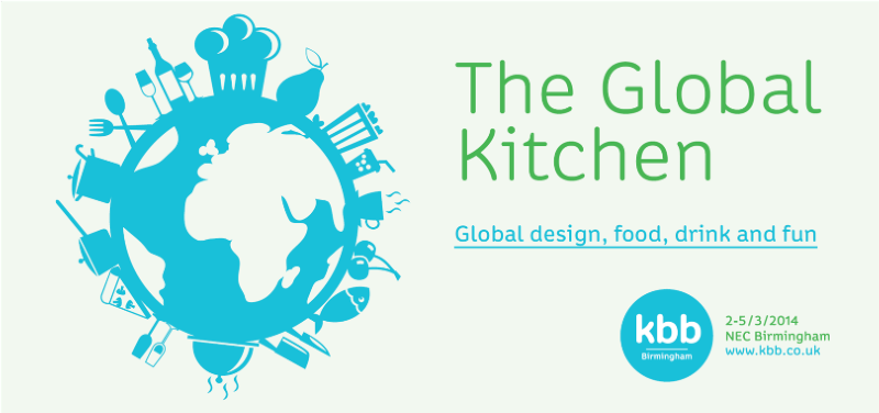 The Global Kitchen concept for 2014 Kbb Birmingham