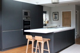 Schuller German Kitchen Case Study in Manchester