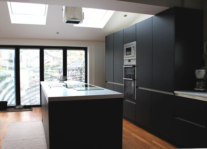 Schuller German Kitchen Case Study in Manchester2