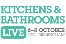 Kitchens and Bathrooms Live NEC 2015