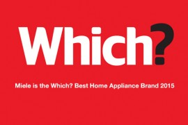 Miele Which 2015 Best Appliance Brand Survey