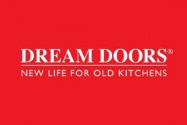 replacedment kitchen door franchise Dream Doors