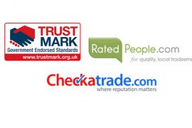 trustmark checkatrade ratedpeople