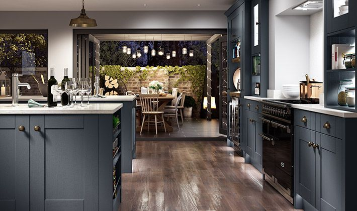 Wickes Has Launched Four New Kitchen Ranges Kitchens Kitchens Kbb