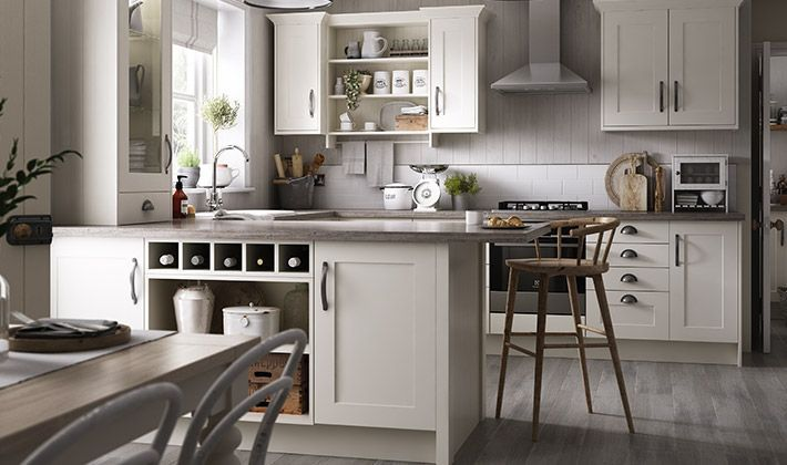 Wickes has launched four new kitchen ranges kitchens for Wickes kitchens