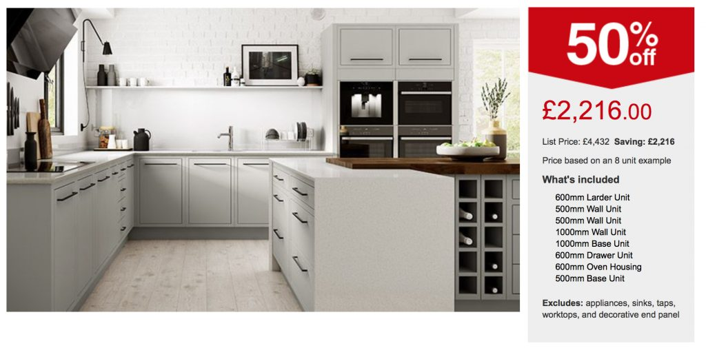 Wickes Kitchens