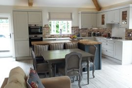 Real Kitchen in Maple Cross, Hertfordshire from iHome Interiors