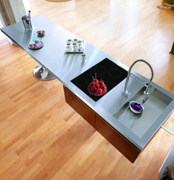 Warendork Tower Kitchen sink