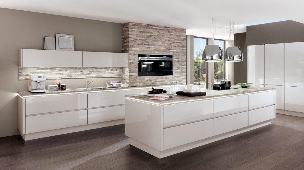Nobilia Kitchens - Nobilia Lux 819