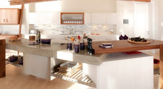 Rectangular Kitchen Islands Are Boring Johnny Grey Kitchens Kitchens Kbb Newskitchens