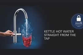 NEW GROHE RED