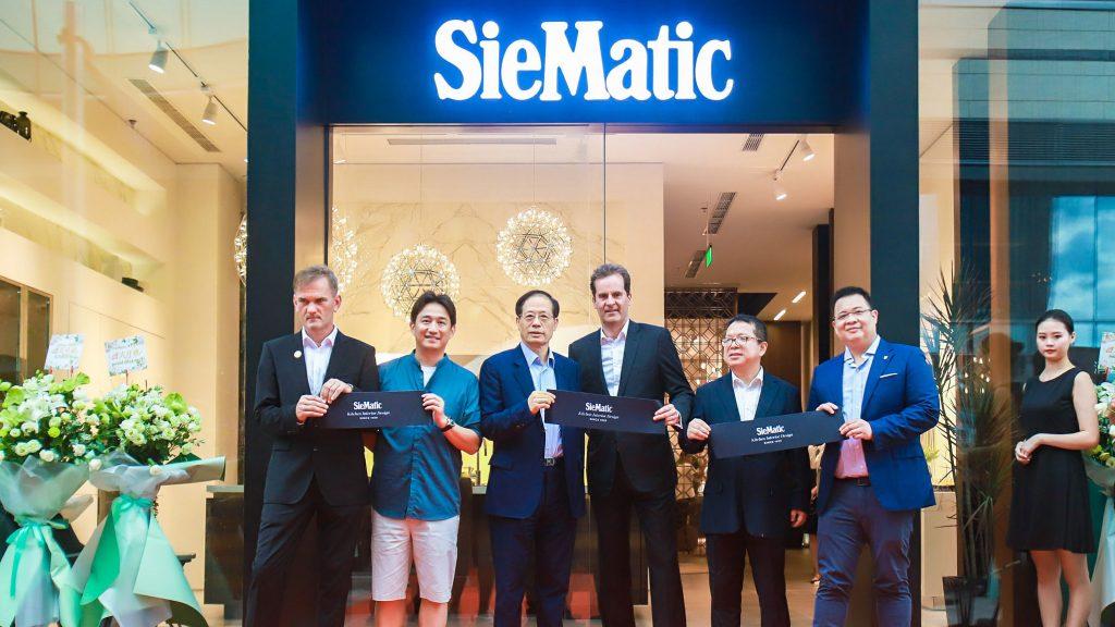 Siematic Suzhou China opening