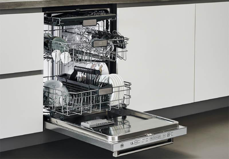 Bertazzoni dishwashers