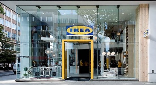ikea Tottenham Court Road