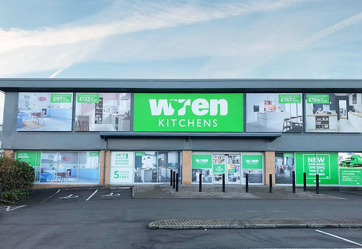 Wren Kitchens opens 85th showroom