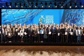 Falmec wins German Design Awards