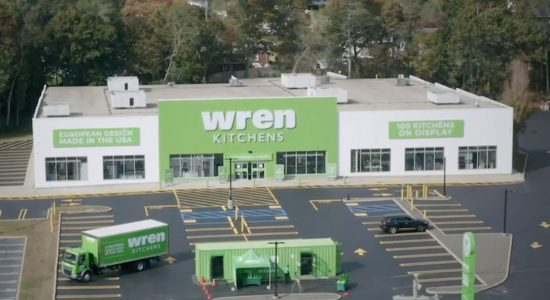 Wren Kitchens Opens in US